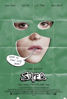 Ellen Page is Boltie in the Movie Super