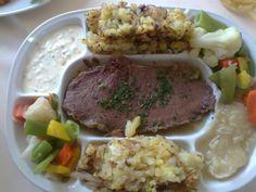 Echter Wiener Tafelspitz (Cafè Schottenring)