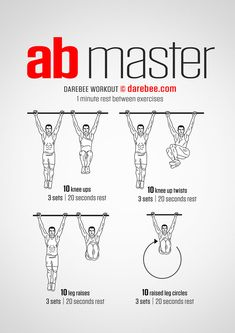 Pull Up Workout, Ab Workout With Weights, Workout Routine For Men, Six Pack Abs Workout, Bar Workout, Gym Workout Tips, Abs Workout For Women, Workout Regimen, Workout Challenge