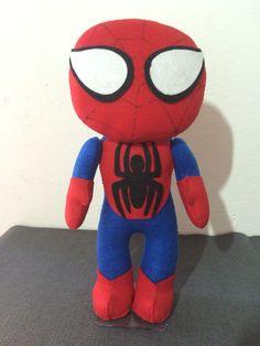 Homem Aranha feltro