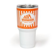 YETI is Selling Tumblers That Look Like Whataburger Cups
