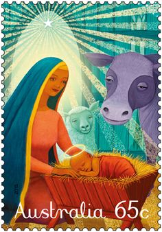 Australia Post has issued Christmas stamps every year since 1957, and again this year we present both religious and secular themes in our Christmas 2015 stamp issue. Buy in-store or online: http://auspo.st/1NOSyj #StampCollecting #AustralianStamps