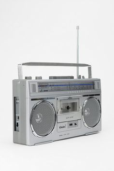 Chelco Portable Boombox  #UrbanOutfitters
