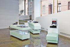 Eytys Opens It's First Free-Standing Store, Stockholm #display