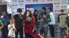 Palak Muchhal Join and Support Of BE SANTA Host By Big FM and Mumbai Metro
