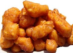 Wisconsin at its best - deep fried cheese curds