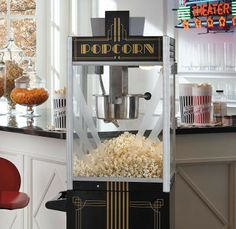 Bring movie theater popcorn to your home!