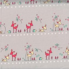 Natalie Lymer - Folk Tale - Folk Tale Friends in Grey -- seriously just love this whole line