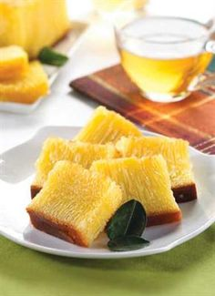 Bika Ambon is a sweet treat from the capital of North Sumatra, Medan - Indonesia