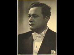 Beniamino Gigli wonderful performance of Nessun Dorma from Puccini's opera Turandot.