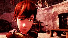 how-to-train-your-kiss-by-Hiccup-and-Astrid