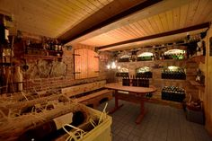 Wine cellar Tábor Měšice Česká republika