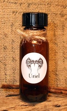 ARCHANGEL OILS   Blessing Oils  Action by DragonflyMoonLotions