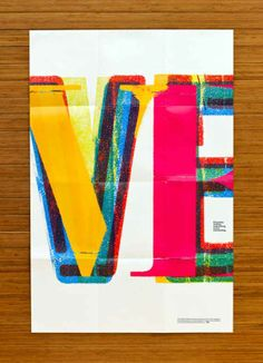 Experimental Typography Posters