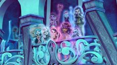 Monster High: Haunted Wallpaper and Background Image Frankenstein's Monster, Monster High Dolls, Monster High School, Personajes Monster High, Freak Flag, Famous Monsters, Sci Fi Horror, Background Images, Wallpaper Backgrounds