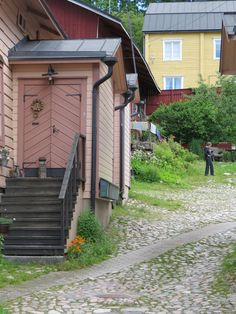 Porvoo Homeland, Summer 2015, Lakes, Tourism, Shed, Villa, Home And Garden, Outdoor Structures, Windows