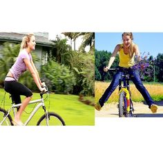 Regular #cycling can help you #lose weight, #reduce stress and #improve your fitness.