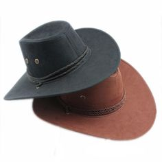 29648fce6be MSA Signature Men Bull Rider Winding fedora hat Cappelli Jazz Felt Floppy  Ribbon Band Wide Brim