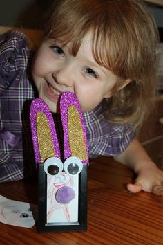 Easter Crafts For Toddlers and Older Children