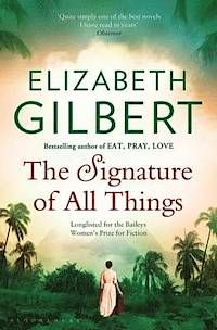 "Elizabeth Gilbert - The Signature of All Things ""I believe that we are all transient...I believe that we are half-blind and full of errors. I believe that we understand very little, and what we do understand is mostly wrong. I believe that life cannot be survived-that is evident!- but if one is lucky, life can be endured for quite a long while. If one is both lucky and stubborn, life can sometimes even be enjoyed."""