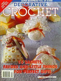 Decorative Crochet Magazines 40 - Barbara H. - Álbuns da web do Picasa