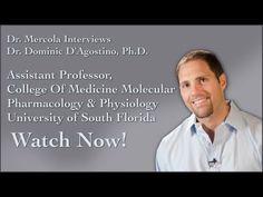 Dr. Mercola Interviews Dr. D'Agostino