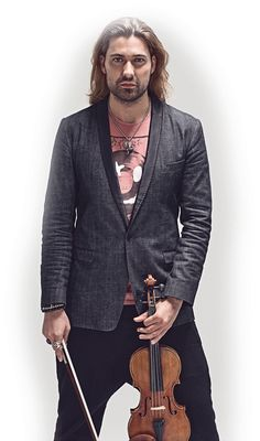 David... Holy moly this beautiful man actually is a renowned violinist!