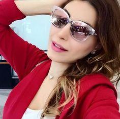 Oculos #baphonico da linda @Yara  Amamos o #Diorama #oticaswanny