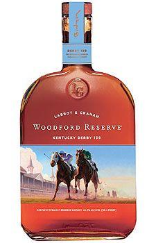 Woodford Reserve Derby Bottle 2013