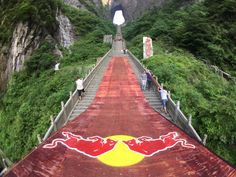 #Video: Course Preview - #RedBull Sky Gate Mountain Race, China  ▶