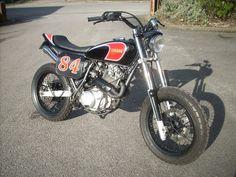 YAMAHA XT600 STREETRACKER by Red Max Speed Shop
