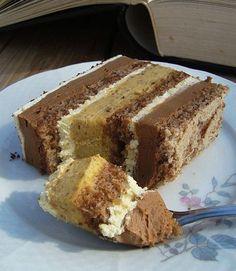 Really want great ideas regarding travel? Head out to this fantastic website! Brze Torte, Rodjendanske Torte, Torte Recepti, Kolaci I Torte, Baking Recipes, Cookie Recipes, Dessert Recipes, Cake Cookies, Cupcake Cakes