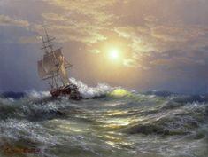 Картинки по запросу морской пейзаж марина