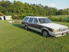 1985 Mercury Marquis wagon