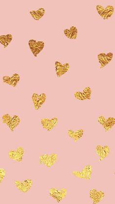 Pink-foil-heart-iPhone-Wallpaper.png 1 080×1 920 пикс