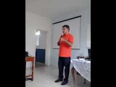 Seminário Convivência e Afetividade, com Simão Pedro de Lima (MG)