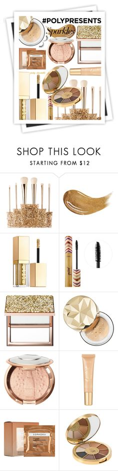 """""""Sparkly Beauty: 23/01/18"""" by pinky-chocolatte ❤ liked on Polyvore featuring beauty, Sephora Collection, Too Faced Cosmetics, Stila, tarte, Bare Escentuals, GALA, BeautyTrend, polyvorecommunity and beoriginal"""