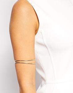 Image 3 ofASOS Sleek Arm Cuff