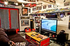 nascar room | As I round out this post, I wanted to share a few details or stats ...