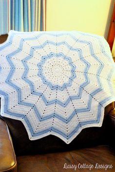 Easy crochet blanket #star #crochet #crochetpattern
