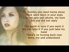 give ur heart a break lyrics