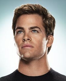 "Chris Pine (...or ""The New Kirk""! LOLZ!!!) He's a Hottie McTasty!"