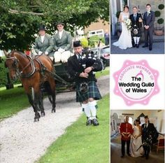 """Are you in the early days of planning your wedding? Please visit the website or FB page of """"The Wedding Guild of Wales"""" of which I am a proud member.  You can find over 70 recommended, reliable & highly regarded suppliers for your special day.  www.theweddingguildofwales.co.uk or www.facebook.com/mywonderfulwelshwedding/ #SouthWales #Weddingmusic #Bagpipes"""