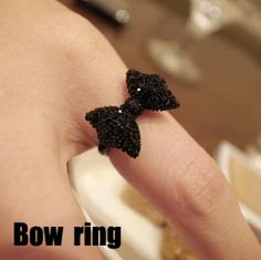 Love a good gift? Get this now! nz291  Fashion Vintage Cute Black Rhinestone Butterfly Bow Rings Jewelry Hot Selling Accessories For Women Wholesale http://wishstory.net/products/nz291-fashion-vintage-cute-black-rhinestone-butterfly-bow-rings-jewelry-hot-selling-accessories-for-women-wholesale?utm_campaign=crowdfire&utm_content=crowdfire&utm_medium=social&utm_source=pinterest