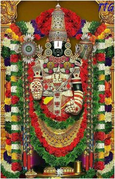 wallpapers of lord venkateswara Lord Vishnu, Lord Ganesha, Lord Murugan Wallpapers, Lord Krishna Wallpapers, Lord Krishna Hd Wallpaper, Hindu Statues, Lord Balaji, Lord Shiva Family, Lord Mahadev