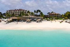 Bucuti & Tara Boutique Beach Resort - Adult Only Eagle Beach Set on the white sands of Eagle Beach, this adults-only (18+) boutique resort features an ocean-front restaurant with spectacular views and healthy dining options. Free breakfast and free WiFi are provided.