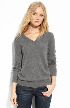 cashmere sweater   /   suprisingly usual & at the same time cool