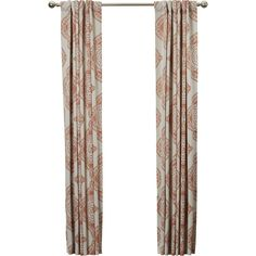 Blackout Single Curtain Panel Reviews ($52) ❤ liked on Polyvore featuring home, home decor, window treatments, curtains, black out window panels, black out curtains, blackout curtains, blackout window panels and black out window treatments
