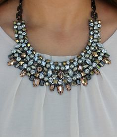 Stella and Dot Statement Necklace  Kahlo bib. WANT!  www.stelladot.com/audrabowers