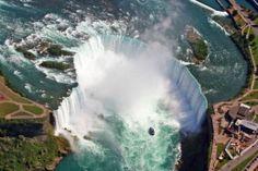 Le fantastiche cascate del #Niagara